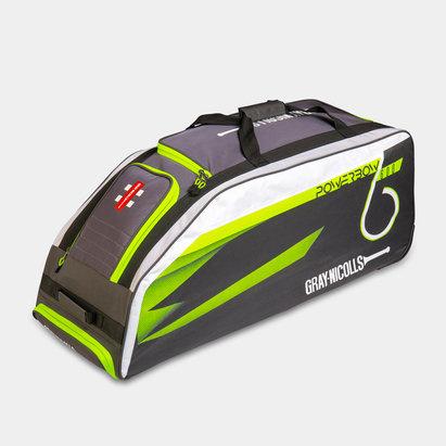 Gray Nicolls Powerbow 6X 600 Wheelie Cricket Bag