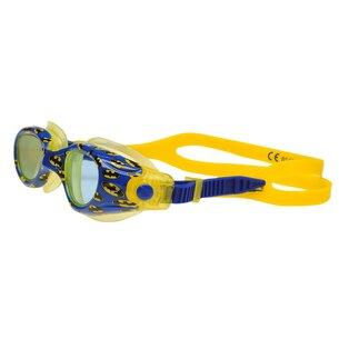 Zoggs Superhero Swimming Goggles Juniors
