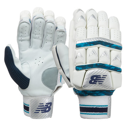New Balance Burn+ Cricket Batting Gloves