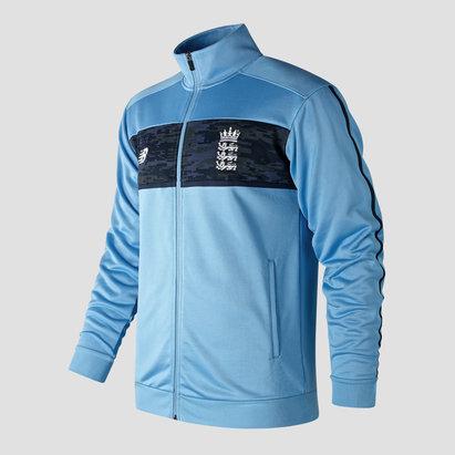 New Balance England Cricket WC19 Travel Jacket