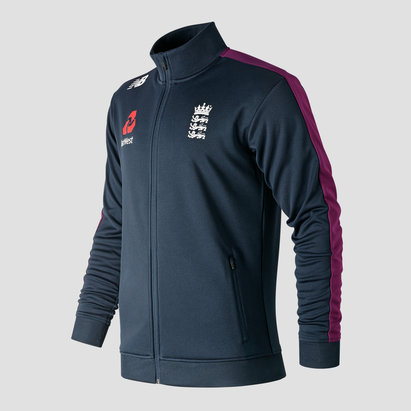 New Balance Balance England Cricket Replica Jacket