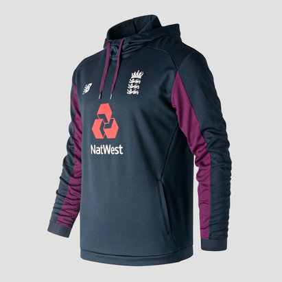 New Balance England Cricket Travel Pullover