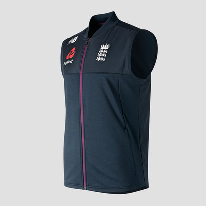 New Balance England Cricket Training Gilet