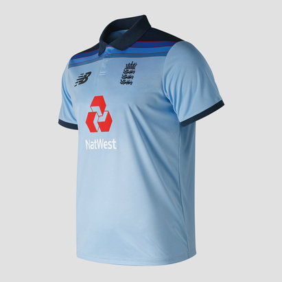 New Balance England Cricket 2019/20 Womens ODI Replica Shirt
