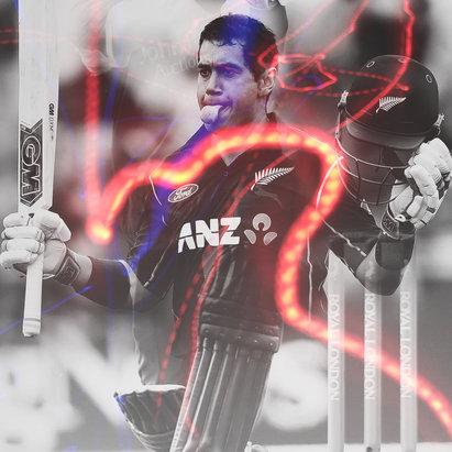 Gunn & Moore Ross Taylor Players Edition Cricket Bat