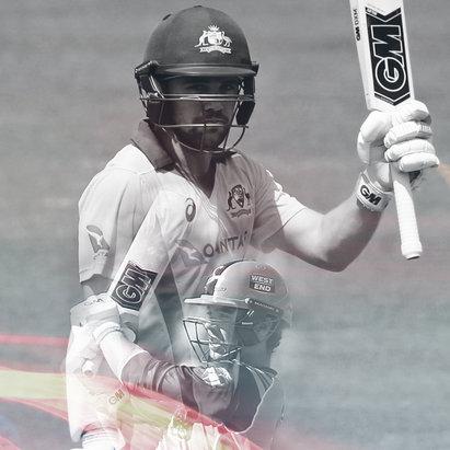 Gunn & Moore Travis Head Players Edition Cricket Bat