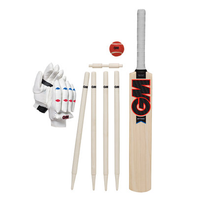 Gunn & Moore 2019 Mythos Cricket Set