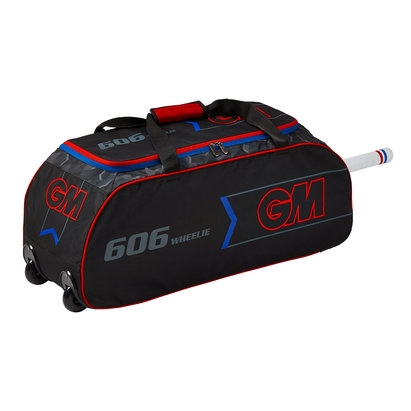 Gunn & Moore 2019 606 Wheelie Cricket Bag