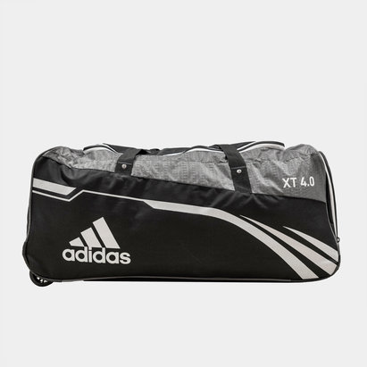 adidas XT 4.0 Junior Cricket Wheelie Bag