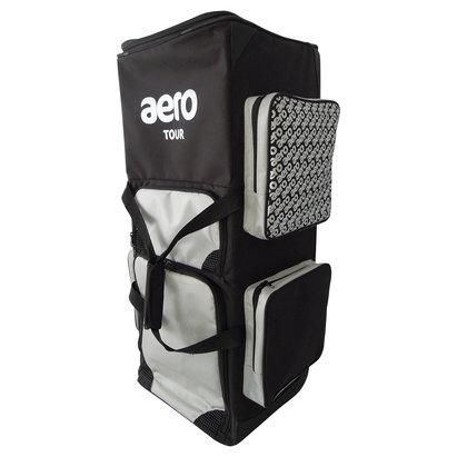 Aero Stand up Tour Wheelie Cricket Bag