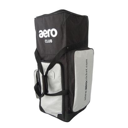 Aero Stand up Club Wheelie Cricket Bag
