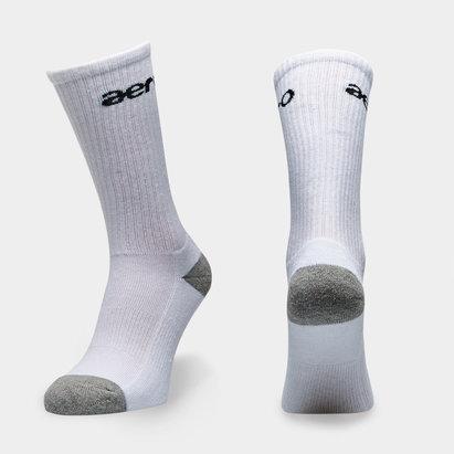 Aero Junior Cricket Socks - Pack of 3