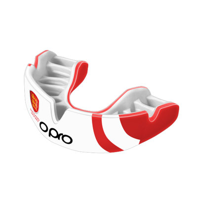 Opro Power-Fit England Hockey Official Adult Mouth Guard