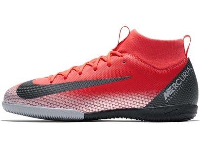 Nike Mercurial Superfly Academy CR7 DF Junior Indoor Football Trainers