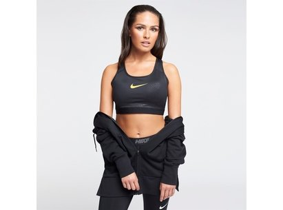 Nike Metallic Dot Print Sports Bra Ladies