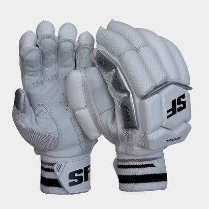 SF Maximum Elite Cricket Batting Gloves