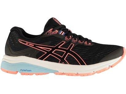 Asics GT 1000 8 Ladies Running Shoes