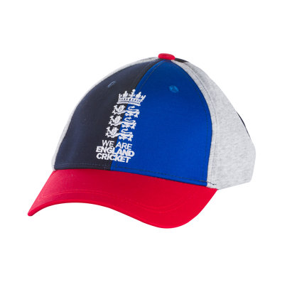 England Cricket Multi Panel Cap