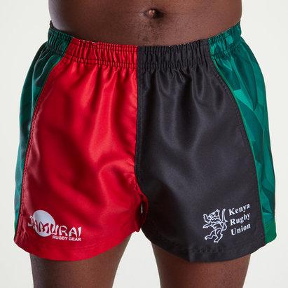 Kenya 7s 2019 Alternate Rugby Shorts