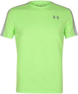 Under Armour Speed Stride Short Sleeve T Shirt Mens