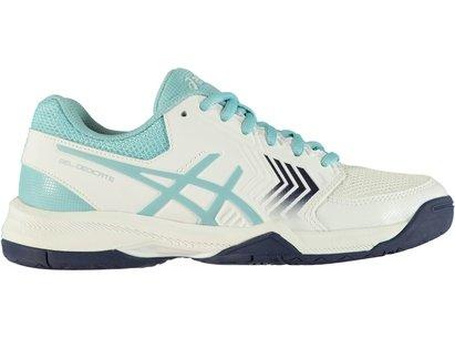 Asics Gel Dedicate 5 Ladies Tennis Shoes