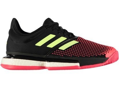 adidas SoleCourt Boost Ladies Tennis Shoes
