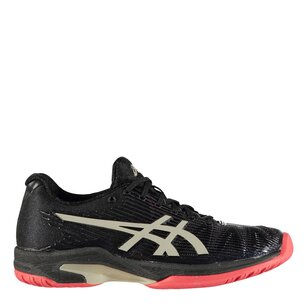 Asics Solution Speed FF Limited Edition Ladies Tennis Shoes