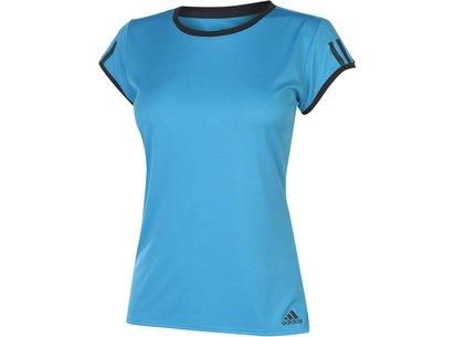 adidas Club T Shirt Ladies