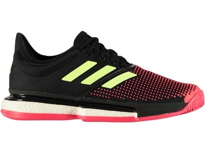 adidas SoleCourt Boost Mens Tennis Shoes