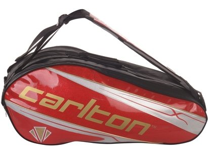 Carlton Kinesis Tour 3 Compartment 9 Racket Bag