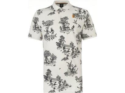 Nike Heritage Polo Shirt Mens