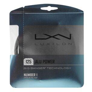 Luxilon Alu Power Tennis Racket Strings