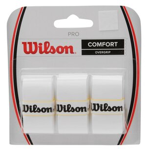 Wilson 3 Pack Pro Overgrip