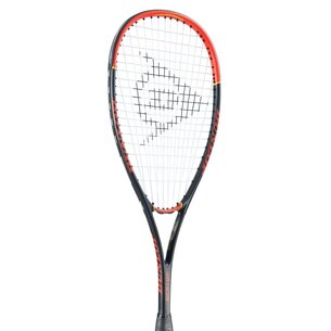 Hot Melt Fusion Squash Racket