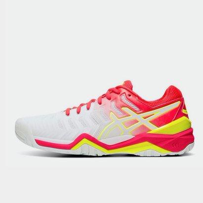 Asics Gel Resolution 7 Ladies Tennis Shoes