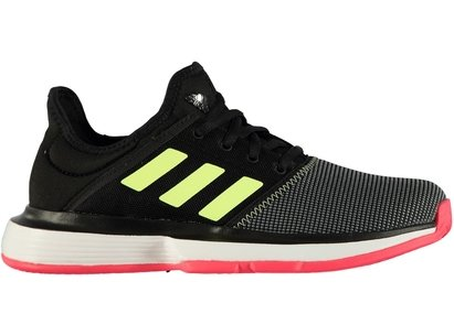 adidas Sole Court Trainers Juniors