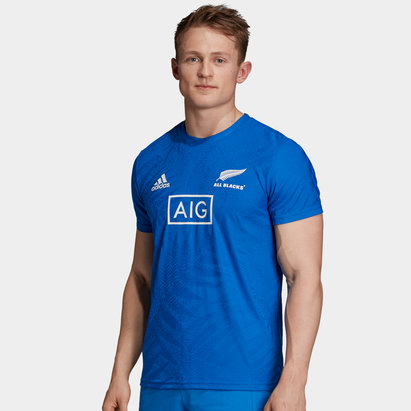 adidas Y3 New Zealand RWC 2019 Performance Top Mens