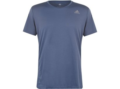adidas OTR Short Sleeve T Shirt Mens