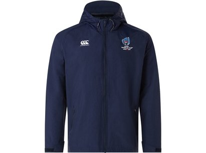 Canterbury 2019  Rugby World Cup Rain Jacket Mens