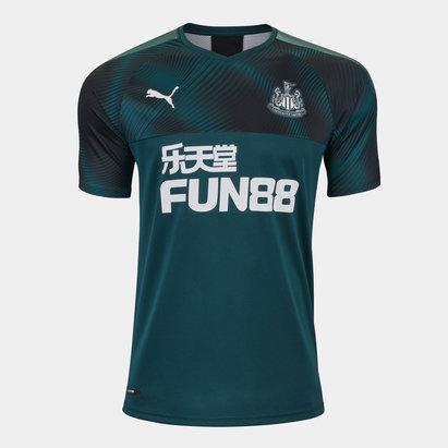 Puma Newcastle United Away Shirt 2019 2020 Ladies