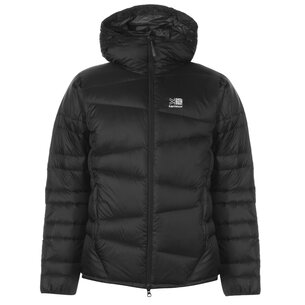 Karrimor Featherlite Down Parka Jacket Mens