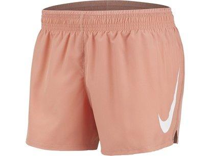 Nike Swoosh Shorts Ladies