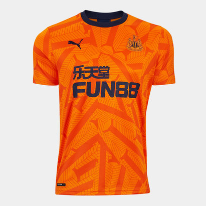 Puma Newcastle United Third Shirt 2019 2020