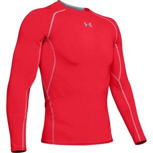 HeatGear Long Sleeve Compression Shirt