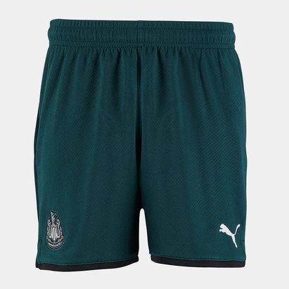 Puma Newcastle United Away Shorts 2019 2020 Junior