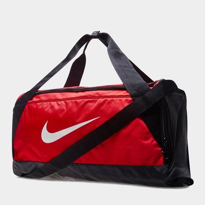 Nike Brasilia Small Grip Sports Holdall