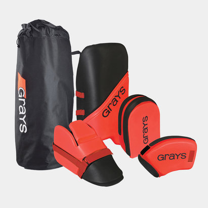 Grays G100 Junior Hockey Goalkeeping Set