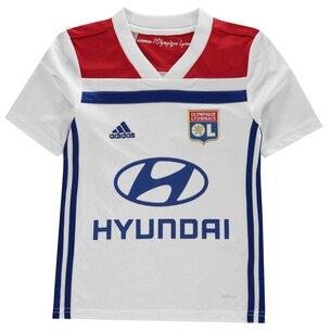 adidas Lyonnais Jersey Junior Boys