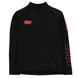 Nike Squad Drill Top Junior Boys
