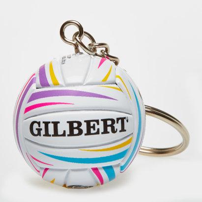 Gilbert World Cup Netball Keyring